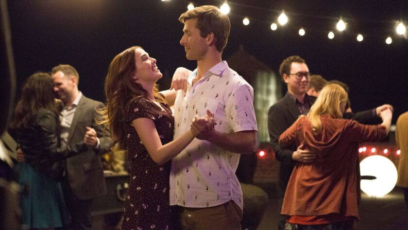 Zoey Deutch, Glen Powell