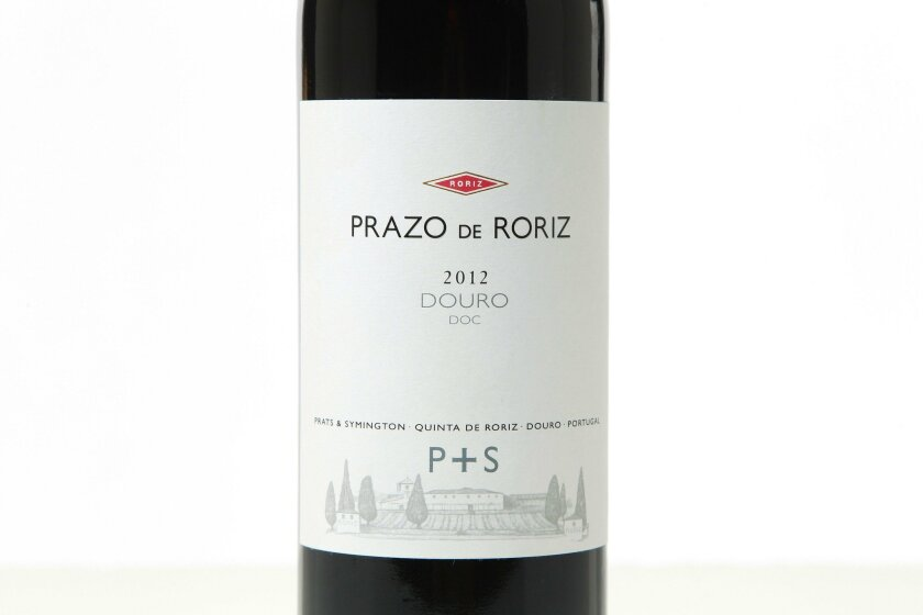 SAN DIEGO, CA March 25, 2016 : | Wine of Week called Prazo De Roriz 2012 Douro Doc  from Portugal.  | (Eduardo Contreras / San Diego Union-Tribune)