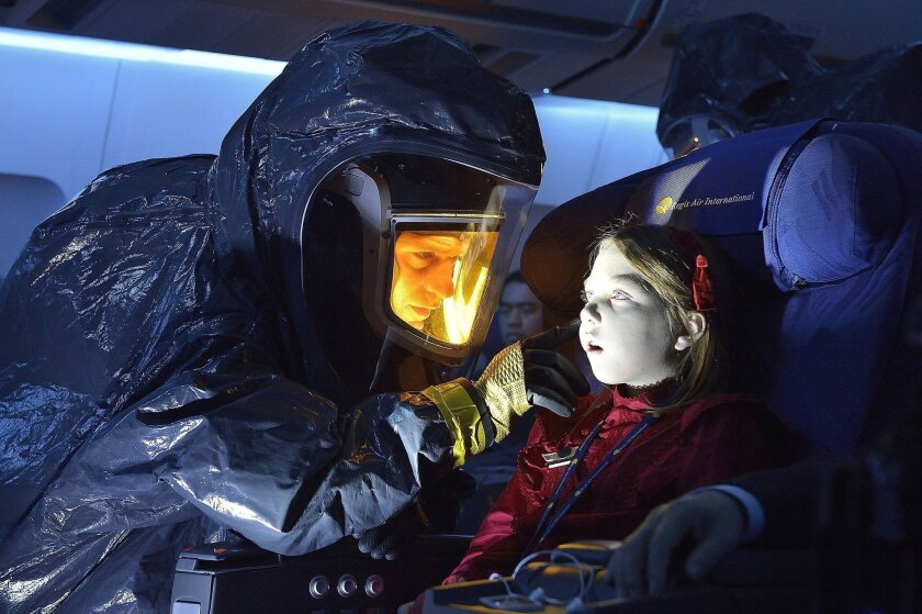 """A scene from """"The Strain,"""" one of the FX series that will be added to Hulu's streaming library."""