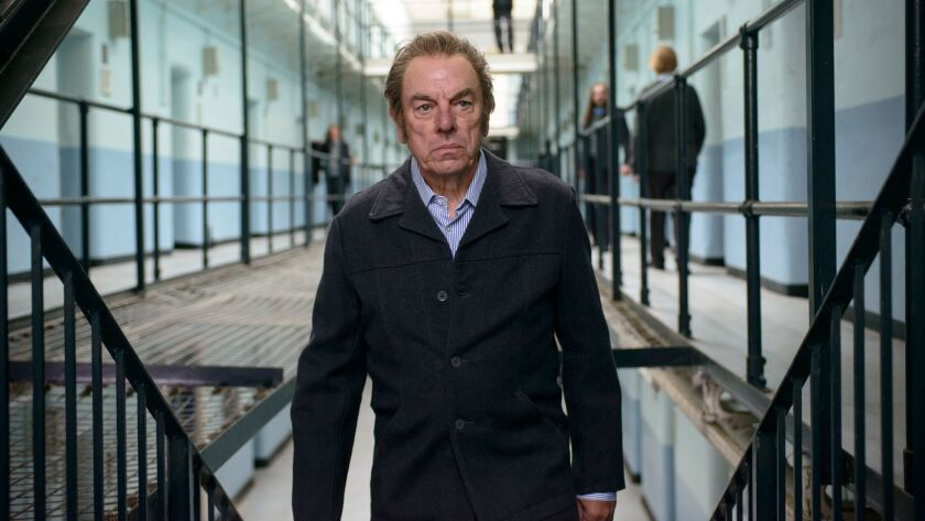 """Alun Armstrong is an ex-con up to his old tricks in the PBS """"Masterpiece"""" series """"Prime Suspect: Tennison."""""""