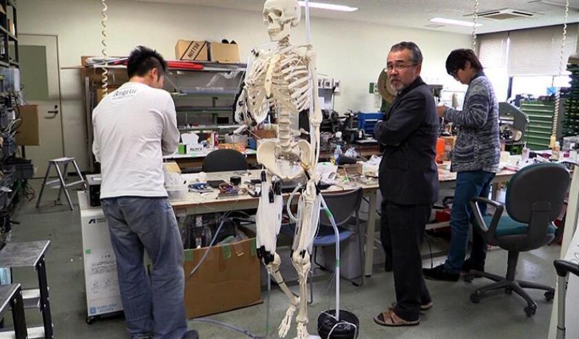 La Universidad de Colorado (CU) desarrolló con materiales de bajo costo músculos artificiales capaces de tocar delicadamente algo o levantar objetos pesados, tanto para robots como para humanos que requieran de prótesis. EFE/ARCHIVO