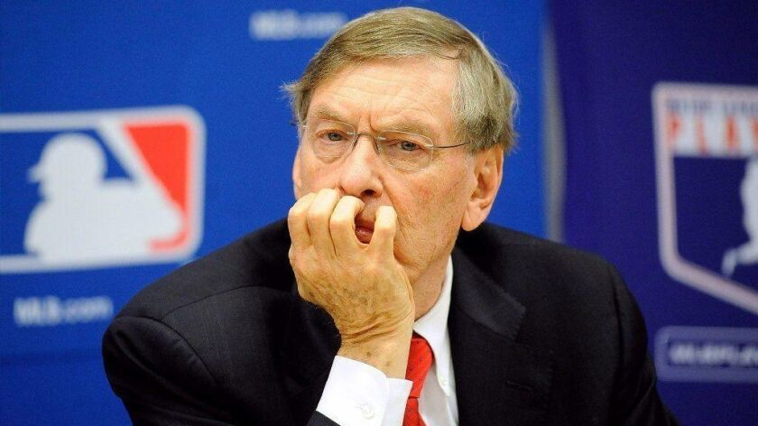 Morning Briefing: Bud Selig wasn't a fan of Barry Bonds