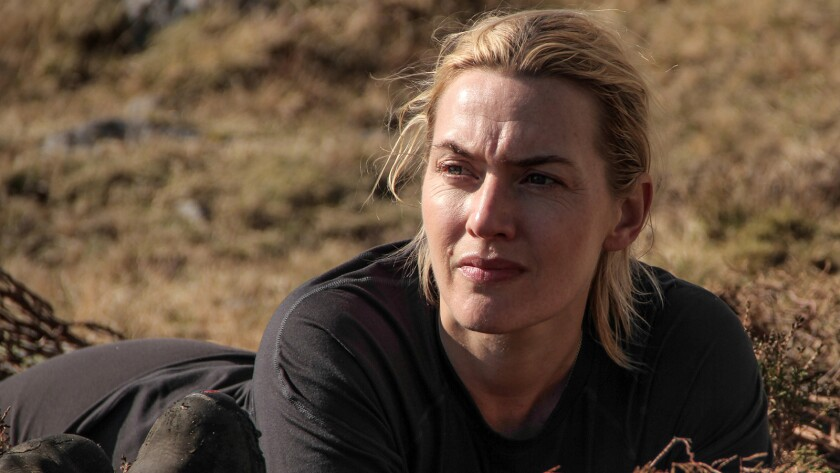 "Kate Winslet in ""Running Wild With Bear Grylls"" on NBC."