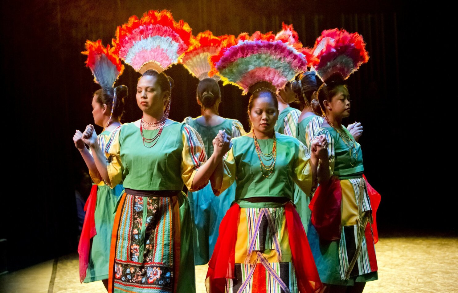 Filipino tradition, culture, custom told through dance and music