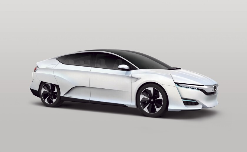 Honda's FCV Concept