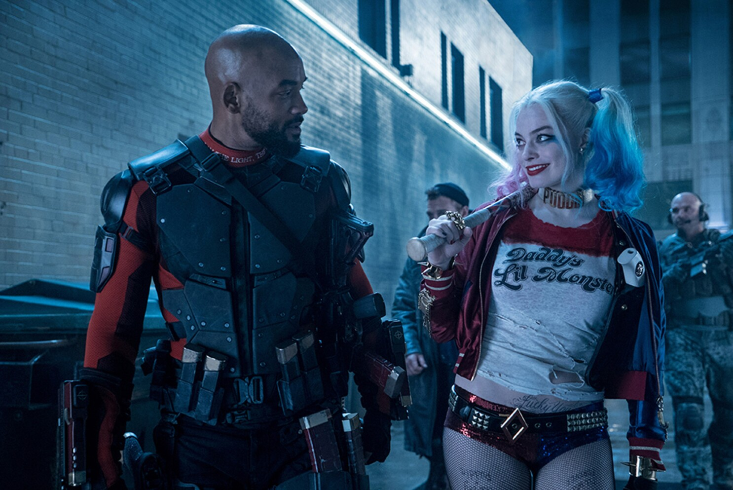 How Suicide Squad Got That Pricey Monster Soundtrack Los