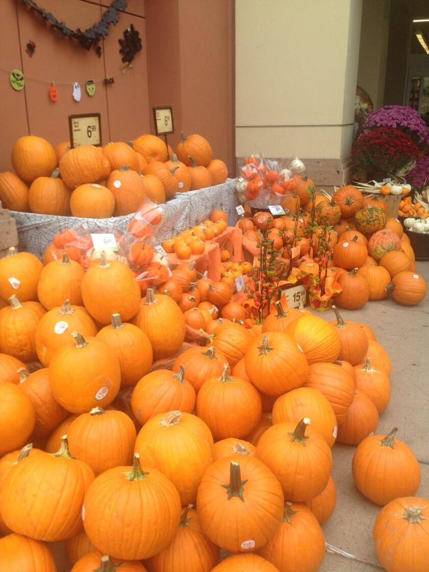 Although 90 percent water, pumpkins contain a load of nutrients, especially potassium, beta-carotene and Vitamin A to amp up skin, eye and heart health.