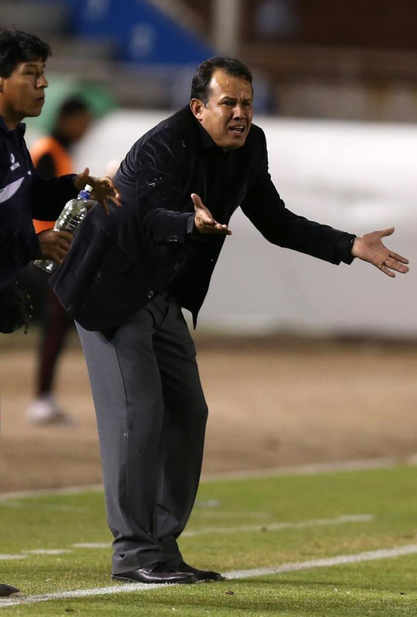 El peruano Juan Reynoso es el nuevo entrenador del Puebla