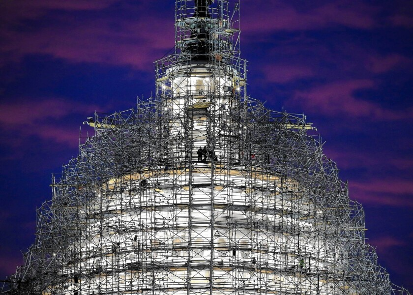 Why the Capitol dome needs a makeover