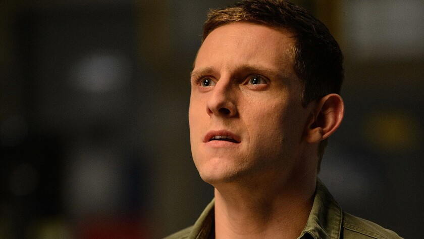 Ben Grimm (Jamie Bell) in the movie FANTASTIC FOUR, directed by Josh Trank. CR: Ben Rothstein