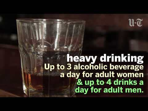 Moderate to heavy drinkers are more likely to live to 85 without developing dementia
