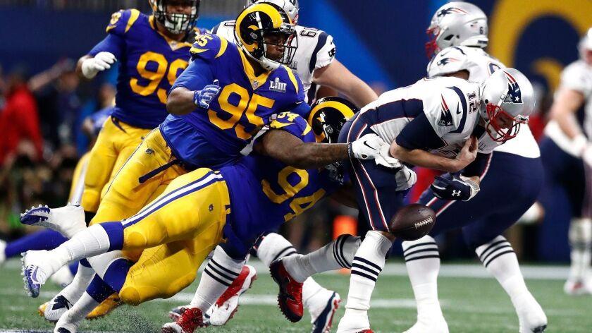 Super Bowl LIII, Atlanta, USA - 03 Feb 2019