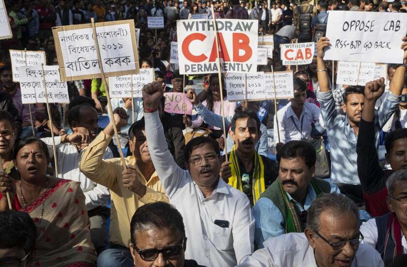 India Citizenship Protest