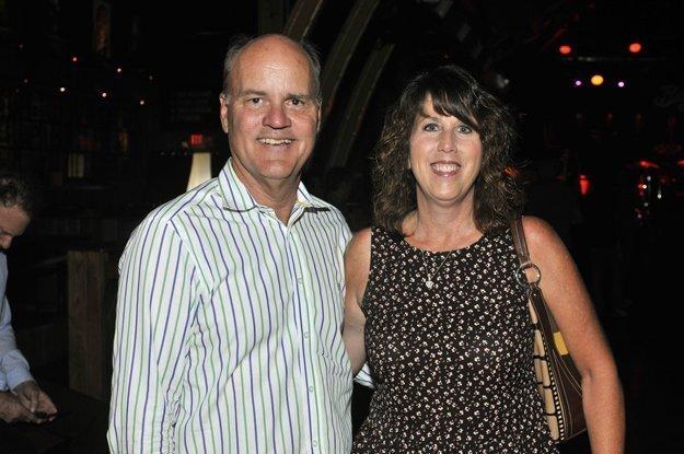 Bob and Grace Lisle