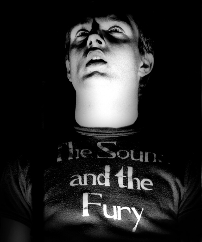 Photo of Ian CURTIS and JOY DIVISION