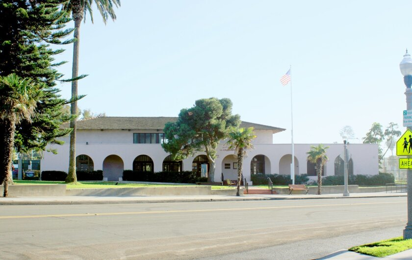 The Recreation Center in 2015 looks very similar to how it looked when it opened in 1915.