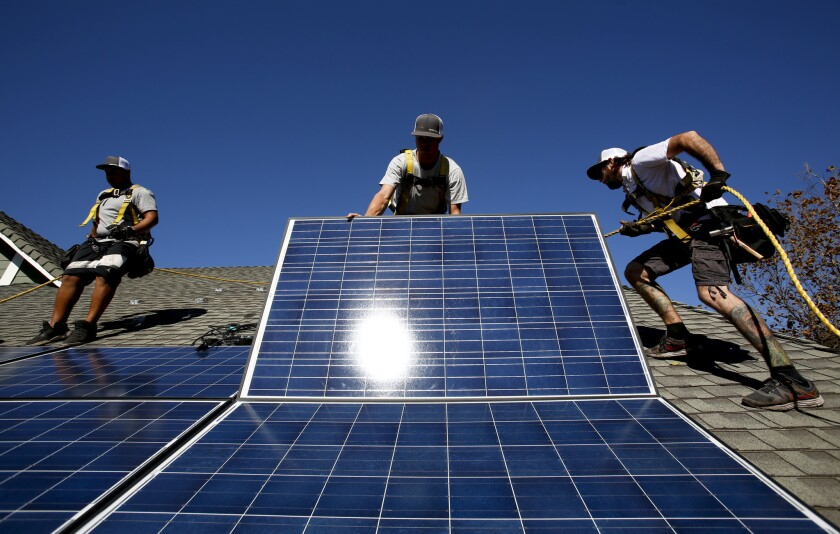 First Time Home Buyer Programs California 2020.California Might Not Require Solar Panels On New Homes