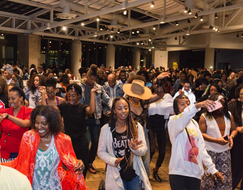 "California African American Museum's recurring dance party ""Cant Stop, Won't Stop"" moves to Instagram tonight."