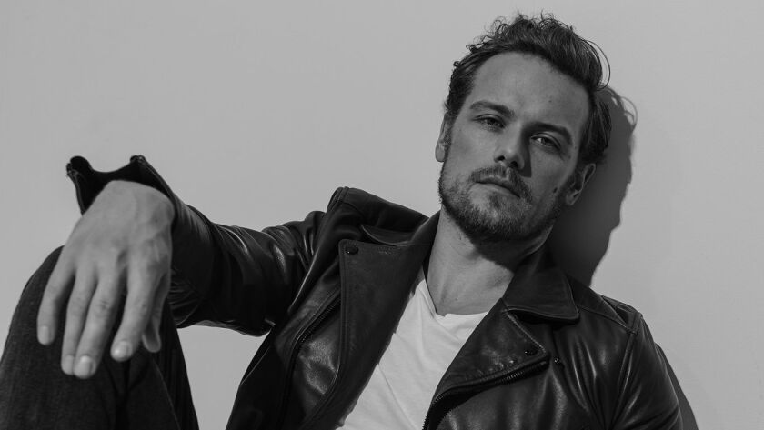 Sam Heughan on Cape Town, the power of exercise and 'The Spy