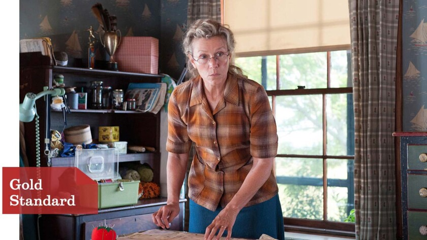 Frances McDormand in 'Olive Kitteridge'