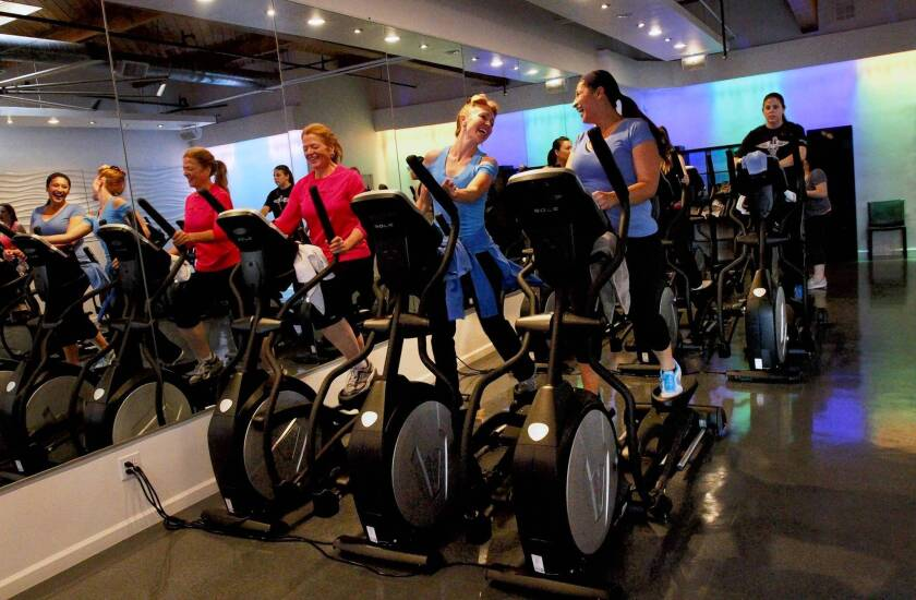 ElliptiFit adds a fun spin to workouts
