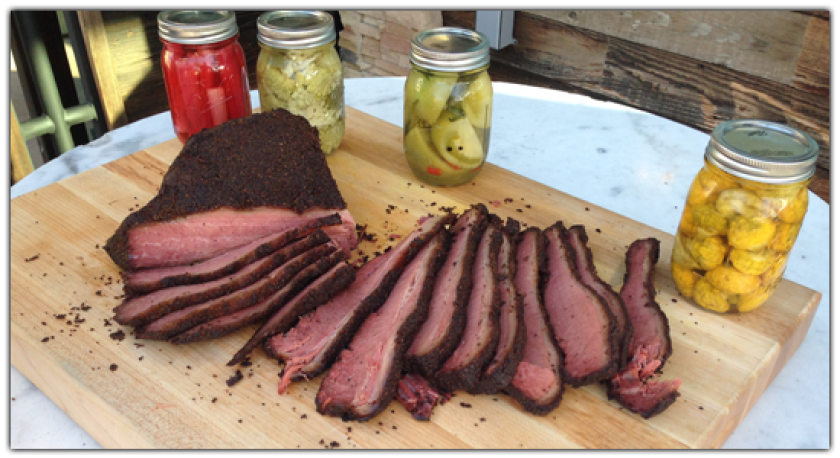 Pastrami pop-up Ugly Drum will take place at Mendocino Farms on Fairfax Avenue on March 20.
