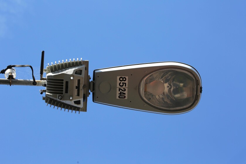 smart streetlight