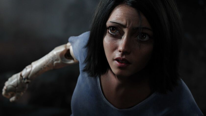 "Movie Review ""Alita: Battle Angel"""