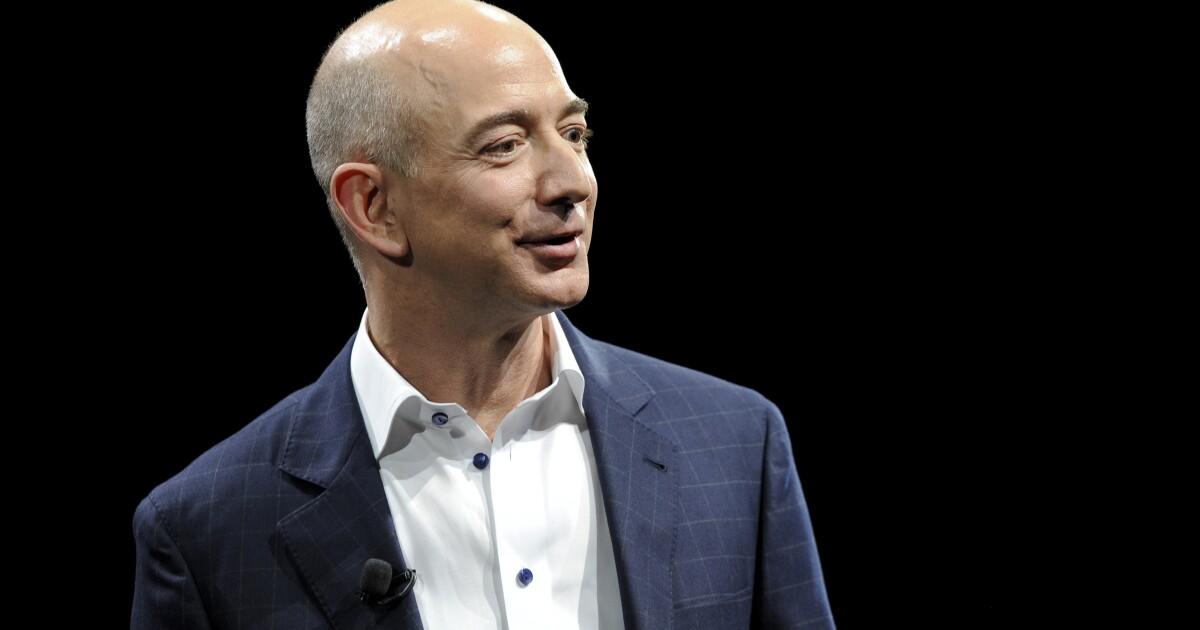 Column: Biden criticizes Amazon's anti-union campaign - Los Angeles Times
