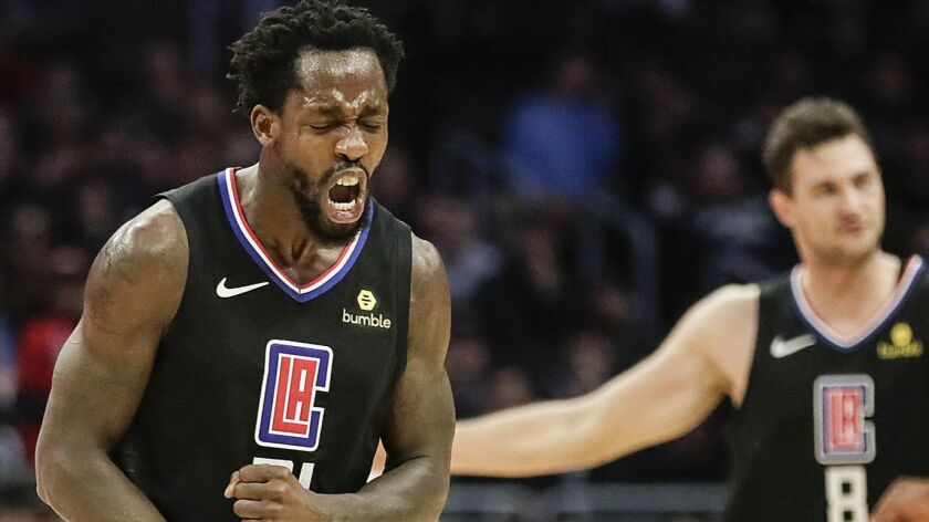 Re-signing Patrick Beverley could be costly for the Clippers after his big season.