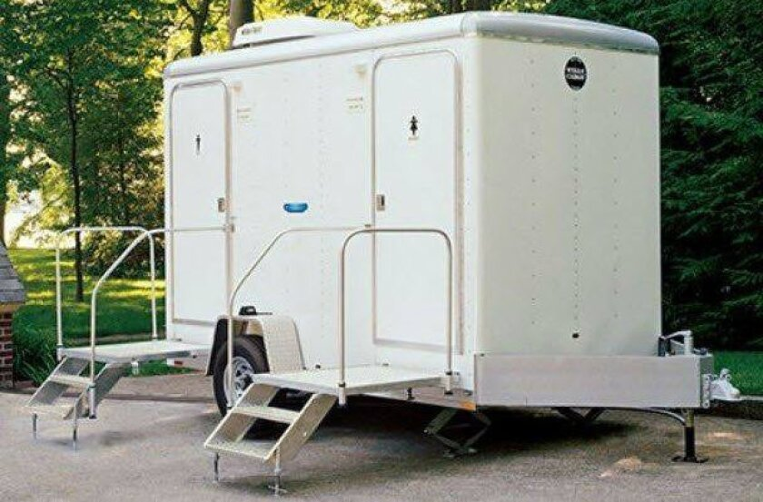 Think Dignity's mobile shower should be ready in a few months.