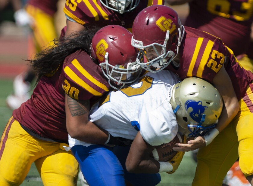 Weekly College Football Preview: Glendale vs. Compton