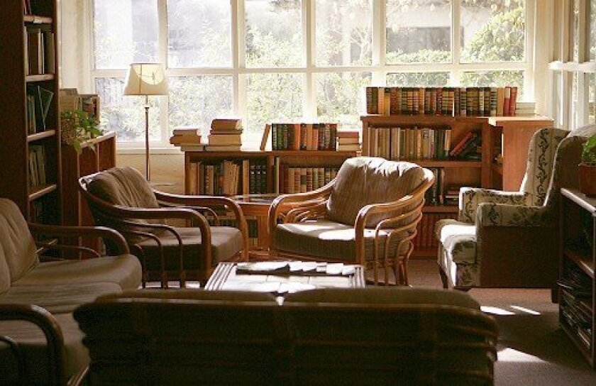 The novelist F. Scott Fitzgerald made several trips to San Diego County and to Tijuana. He once stayed at the Warner Springs Ranch, where the screened-in front porch was converted into a reading room.