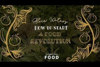 Alice Waters: How to Start a Food Revolution