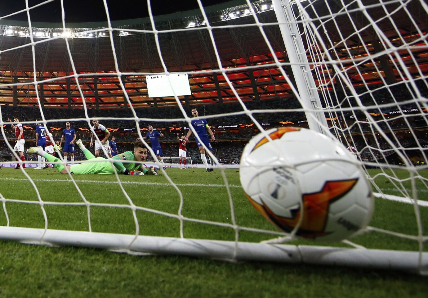 APphoto_Azerbaijan Soccer Europa League Final