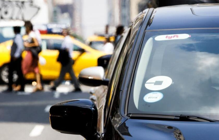 Uber cae más de un 8 % en Wall Street debido a fuertes pérdidas acumuladas