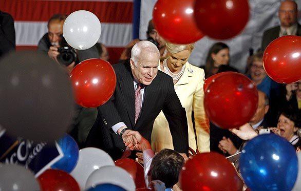 John McCain clinches Republican nomination