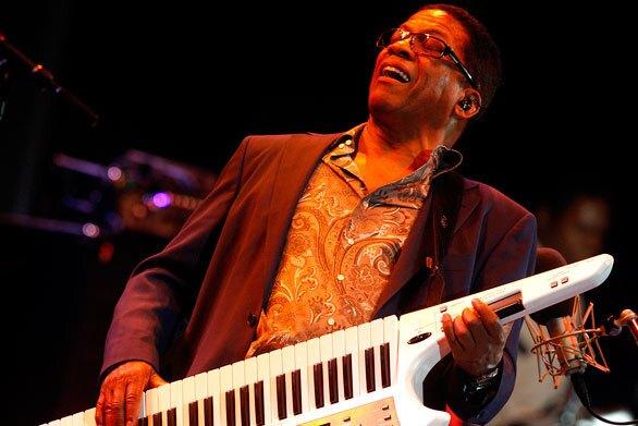 Herbie Hancock concert
