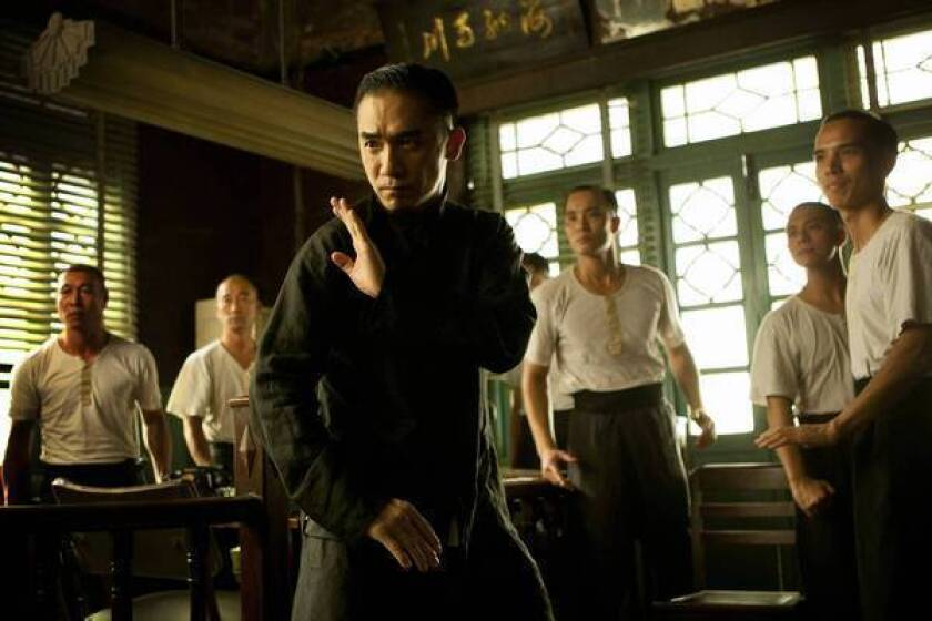 Wong Kar Wai woos kung fu crowd with 'The Grandmaster'