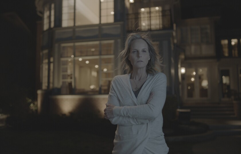 "Helen Hunt in ""I See You."""