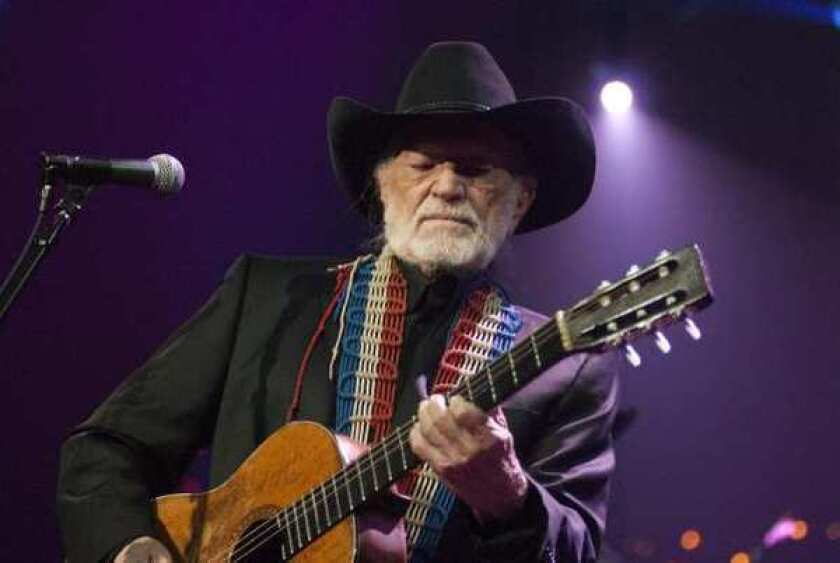 Willie Nelson, in 2009, canceled a performance in Colorado over the weekend because of altitude-related issues.