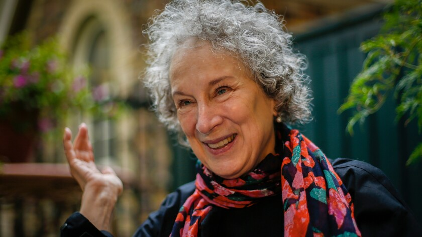 Two of Margaret Atwood's stories are being turned into TV shows.