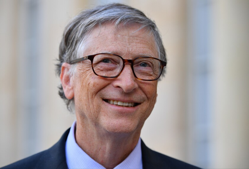 Microsoft founder and billionaire philanthropist Bill Gates has book suggestions for summer reading.