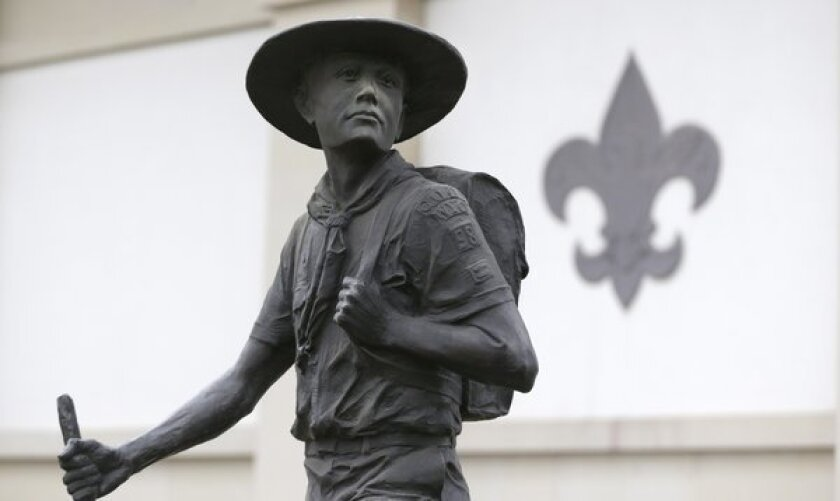 California lawmakers threaten to strip Scouts of tax exemption