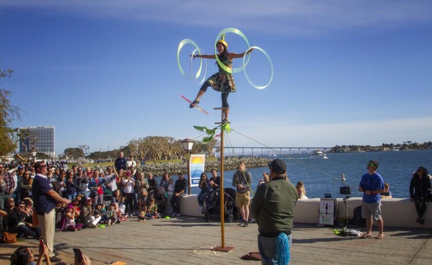 Annual Busker Festival