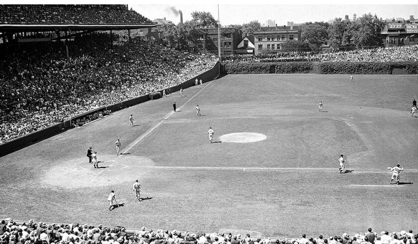The All-Star Game returned to Chicago in 1947, this time at the Cubs' Wrigley Field.