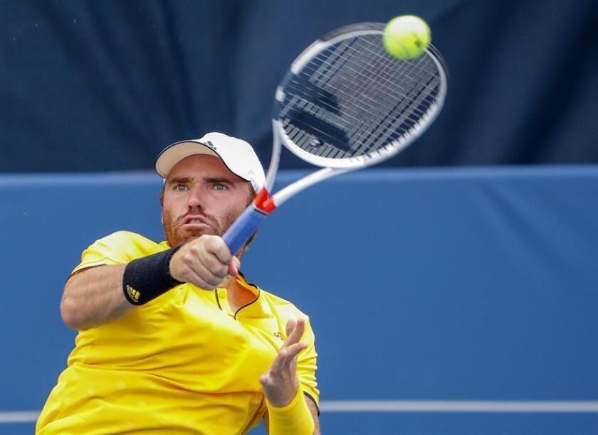 En la imagen, el tenista estadounidense Bjorn Fratangelo. EFE/Archivo
