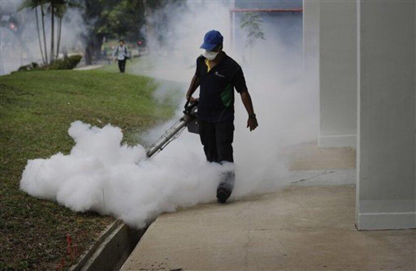 Científicos que están tratando de prever el futuro trayecto del virus de zika dicen que 2.600 millones de personas que viven en partes de Asia y África podrían estar en riesgo de infección, con base en un nuevo análisis de viajes, clima y patrones de mosquitos en esas regiones.