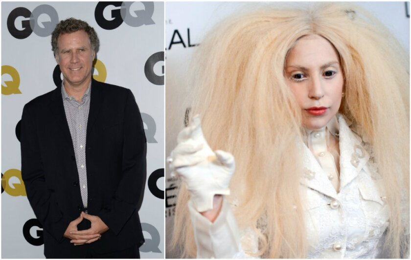 GQ fetes 'Men of the Year,' Gaga to front for Versace