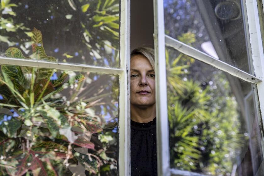 "Screenwriter and author Karolina Waclawiak, whose new novel is ""Life Events."""